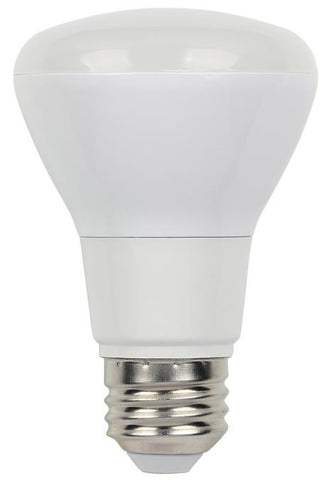 7 Watt (Replaces 50 Watt) Reflector Flood Dimmable LED Light Bulb, ENERGY STAR, 3000K Warm White E26 (Medium) Base, 120 Volt, Box