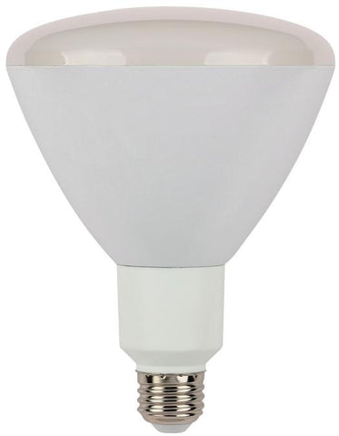 17 Watt (Replaces 85 Watt) R40 Reflector Flood Dimmable LED Light Bulb, ENERGY STAR, 2700K Warm White E26 (Medium) Base, 120 Volt, Box