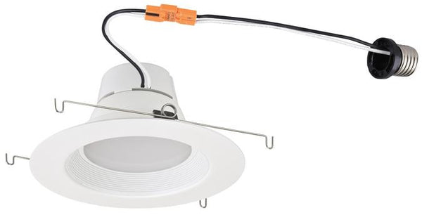 12 Watt (Replaces 65 Watt) 5-6-Inch Dimmable Recessed LED Downlight - Lighting Getz