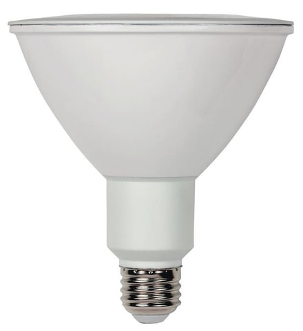 17 Watt (Replaces 90 Watt) PAR38 Reflector Dimmable LED Light Bulb, 3000K Warm White E26 (Medium) Base, 120 Volt Box