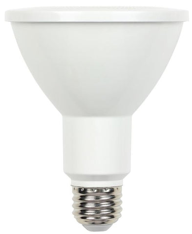 10-1/2 Watt (Replaces 75 Watt) PAR30 Long Neck Reflector Flood Dimmable LED Light Bulb, ENERGY STAR, 3000K Warm White E26 (Medium) Base, 120 Volt Box