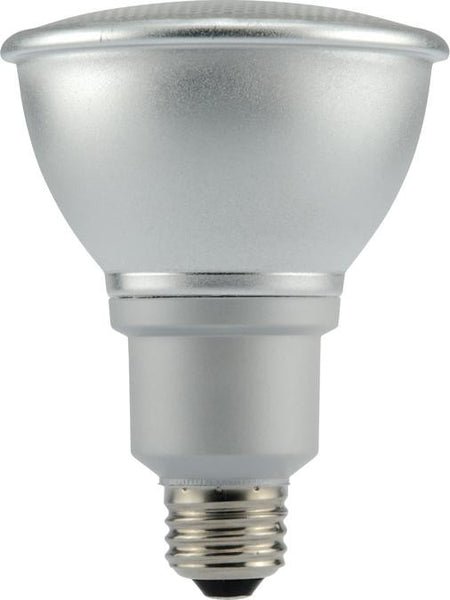 15 Watt PAR30 CFL Aluminum Reflector Light Bulb, 3000K Warm White E26 (Medium) Base, Box - Lighting Getz