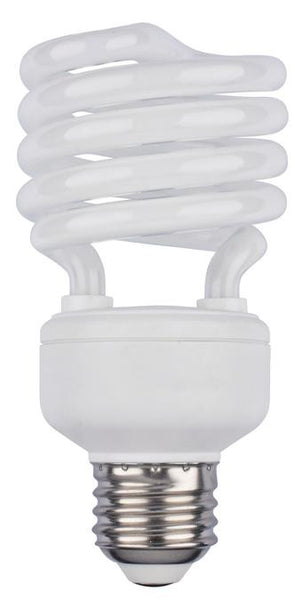 26 Watt Twist CFL High Wattage Light Bulb, 4100K Cool White E26 (Medium) Base, Box - Lighting Getz