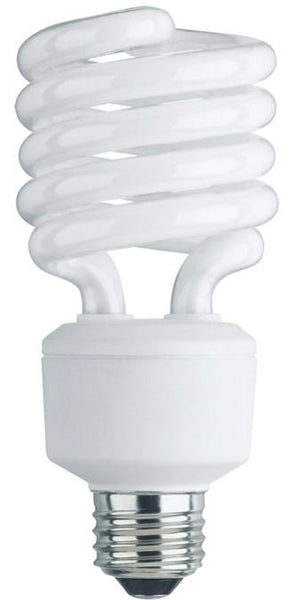 26 Watt Twist CFL High Wattage Light Bulb, 2700K Warm White E26 (Medium) Base, Box - Lighting Getz