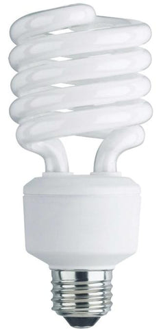 26 Watt Twist CFL High Wattage Light Bulb, 2700K Warm White E26 (Medium) Base, Box