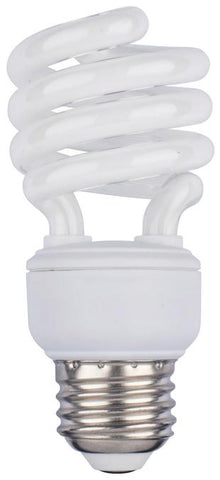 14 Watt Mini-Twist CFL Light Bulb, 4100K Cool White E26 (Medium) Base, Box