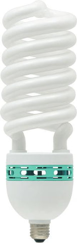 105 Watt Twist CFL High Wattage Light Bulb, 6500K Daylight E26 (Medium) Base, Box