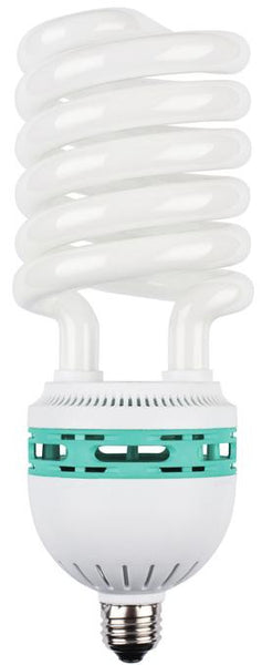 68 Watt Twist CFL High Wattage Light Bulb, 2700K Warm White E26 (Medium) Base, Box - Lighting Getz