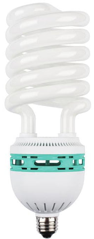 68 Watt Twist CFL High Wattage Light Bulb, 2700K Warm White E26 (Medium) Base, Box