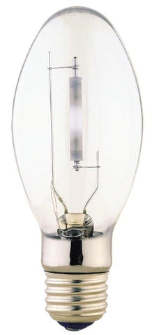 35 Watt ED17 HID High Pressure Sodium Light Bulb, 1900K Clear E26 (Medium) Base, Box