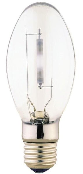 50 Watt ED17 HID High Pressure Sodium Light Bulb, 1900K Clear E26 (Medium) Base, Box - Lighting Getz