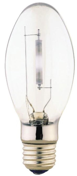 100 Watt ED17 HID High Pressure Sodium Light Bulb, 2100K Clear E26 (Medium) Base, Box - Lighting Getz