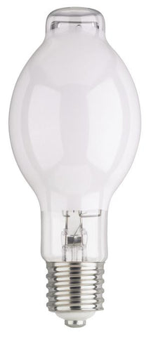 175 Watt BT28 HID Mercury Vapor Light Bulb, 4000K White E39 (Mogul) Base, Box