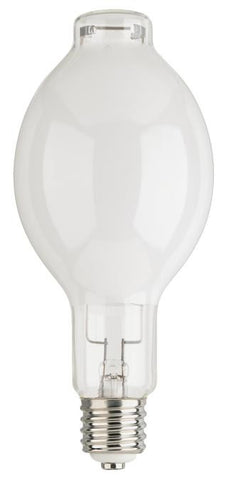 400 Watt BT37 HID Mercury Vapor Light Bulb, 4000K White E39 (Mogul) Base, Box