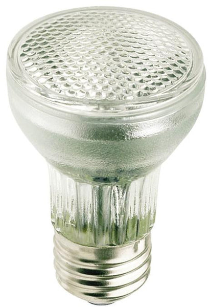 40 Watt PAR16 Halogen Narrow Flood Light Bulb, 2950K E26 (Medium) Base, 120 Volt, Box - Lighting Getz