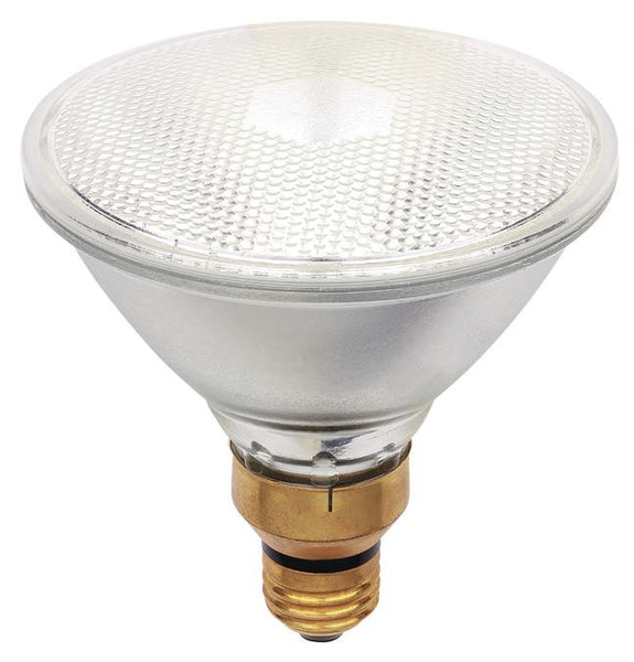 60 Watt PAR38 Eco-PAR Halogen Flood Light Bulb, 2900K E26 (Medium) Base, 120 Volt, Box - Lighting Getz