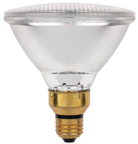 60 Watt PAR38 Eco-PAR Halogen Flood Light Bulb, 2900K E26 (Medium) Base, 120 Volt, Box