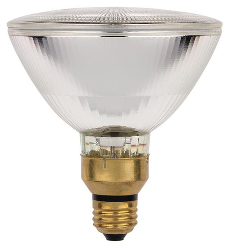 60 Watt PAR38 Eco-PAR Plus Halogen Flood Light Bulb, 2850K E26 (Medium) Base, 120 Volt, Box