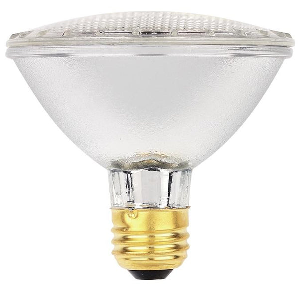 38 Watt PAR30 Eco-PAR Halogen Flood Light Bulb, 2800K E26 (Medium) Base, 120 Volt, Box - Lighting Getz