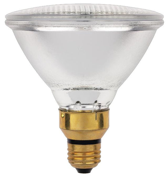 38 Watt PAR38 Eco-PAR Halogen Flood Light Bulb, 2800K E26 (Medium) Base, 120 Volt, Box (2-Pack) - Lighting Getz