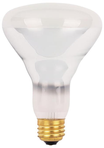 65 Watt BR30 Flood Eco-Halogen Light Bulb, 3000K Frost E26 (Medium) Base, 120 Volt, Box