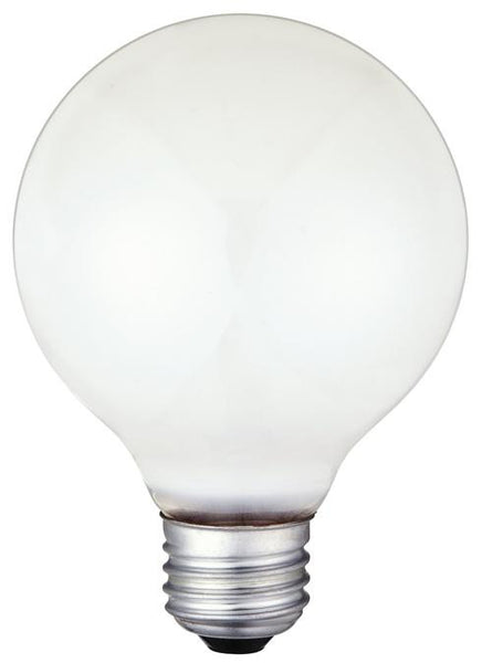 60 Watt G30 Incandescent Vibration Resistant Light Bulb, 2700K White E26 (Medium) Base, 120 Volt, Box - Lighting Getz