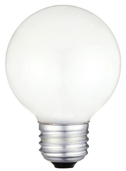 60 Watt G19 1/2 Incandescent Vibration Resistant Light Bulb, 2700K White E26 (Medium) Base, 120 Volt, Box - Lighting Getz