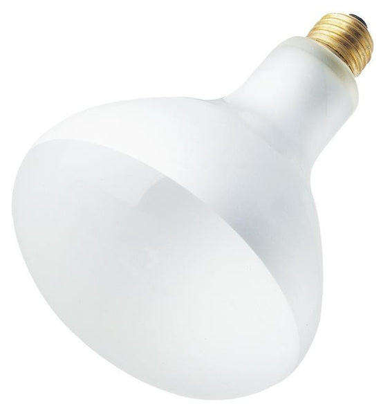 65 Watt BR40 Incandescent Flood Light Bulb, 2700K E26 (Medium) Base, Box - Lighting Getz