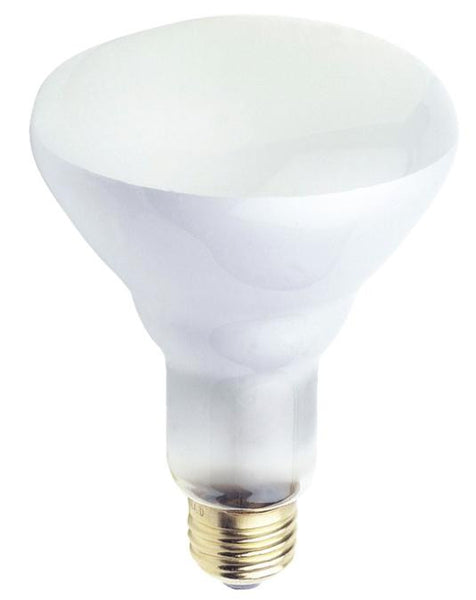 65 Watt BR30 Incandescent Flood Light Bulb, 2700K E26 (Medium) Base, 130 Volt, Box - Lighting Getz