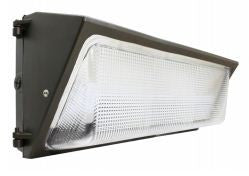 LED 120 Watt Wallpack, 10,000LM, 4000K NW, DARK BRONZE FINISH, UL, DLC
