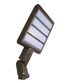 LED Flood  300 Watt  34017LM, 5000K CW, D. BRONZE, SLIP FITTER, IP65, UL, DLC