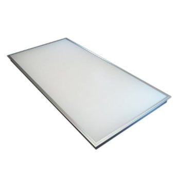 2x4 LED Ulthra Thin Super Bright Flat Panel 50 Watt Day Light 4000K White Frame - Lighting Getz