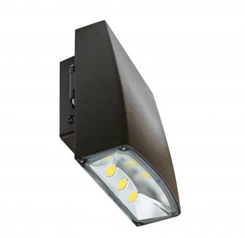 LED Cut Off Slim Wall Pack (80 Watts) - Lighting Getz