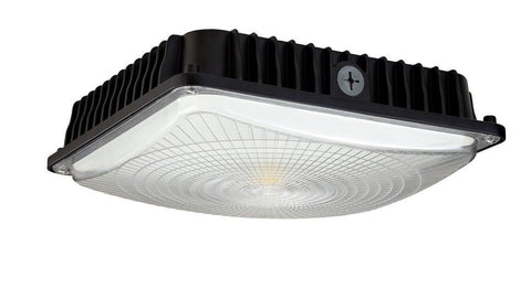 LED Ultra Slim Canopy Light, 45 Watt, 4050 Lumens, 5000K Daylight