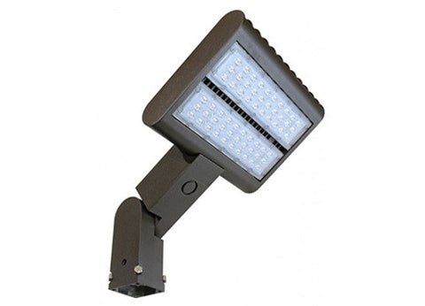 LED Flood 150W, 16423LM, 5000K CW, With SLIP FITTER