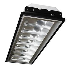 1X4 Recessed Deep Lay-In, Multi-Volt, 20 Gauge - Lighting Getz