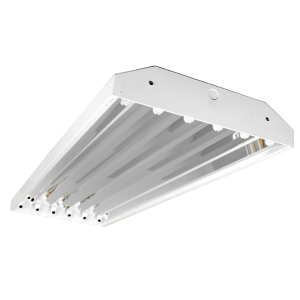 6 Lamp T5 Linear Fluorescent High Bay