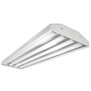 4 Lamp T8 Linear Fluorescent High Bay - Lighting Getz