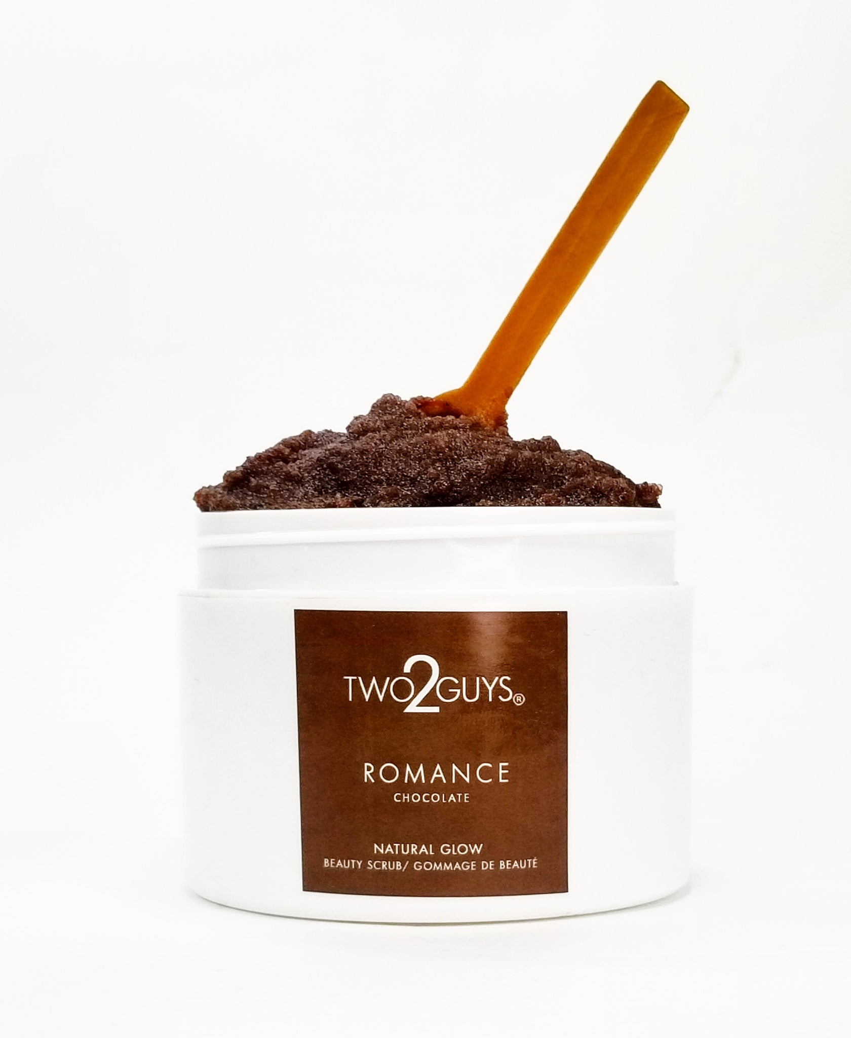ROMANCE Chocolate  Body Scrub