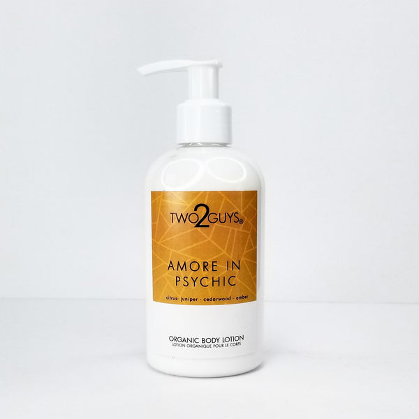 AMORE IN PSYCHIC Organic Body Lotion