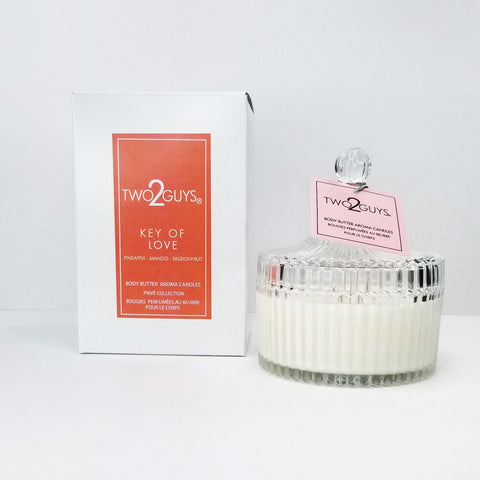 KEY OF LOVE Vegan Candle