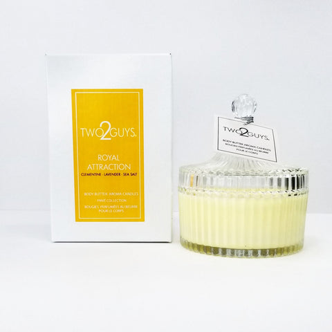 ROYAL ATTRACTION  Vegan Candle