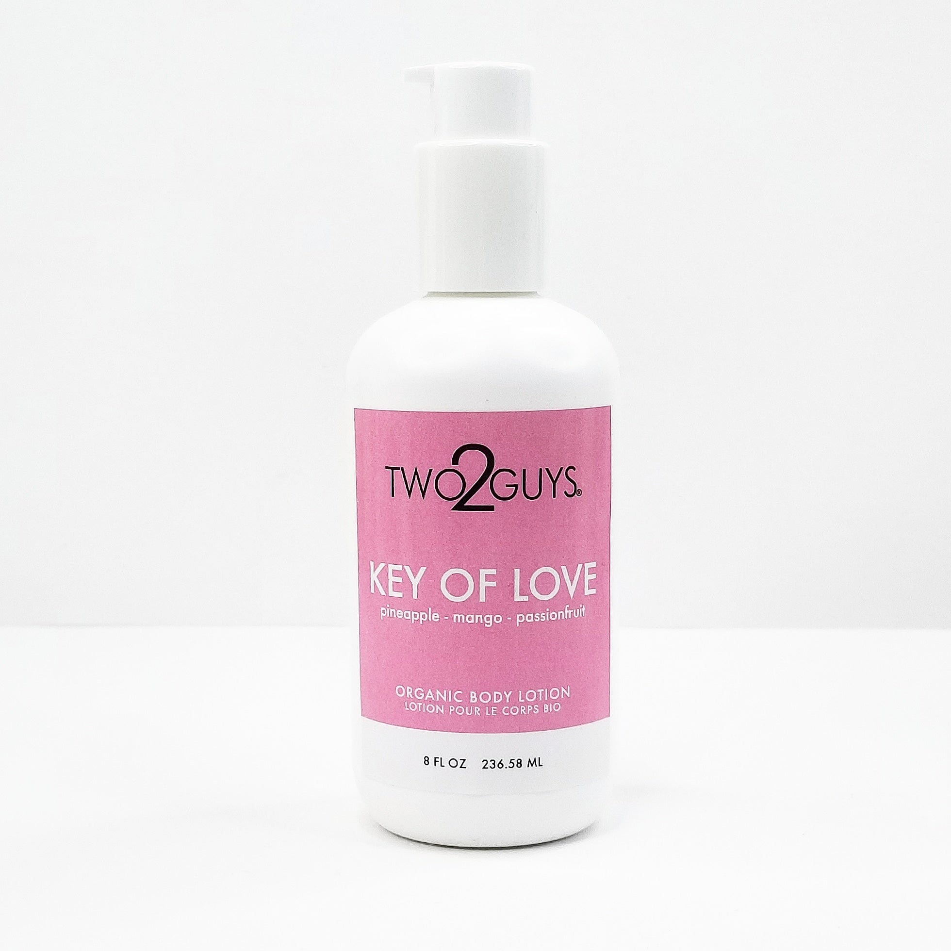 KEY OF LOVE Organic Body Lotion