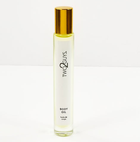 ROLL ON  Sexy Black Dress Body oil