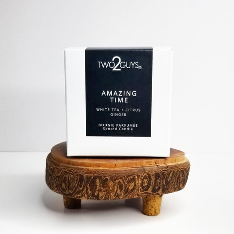 AMAZING TIME Ceramic Candle