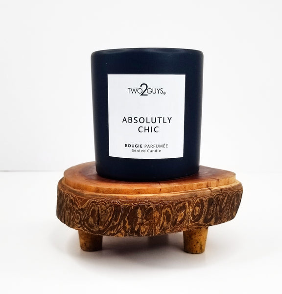 ABSOLUTELY CHIC / Ceramic Candle