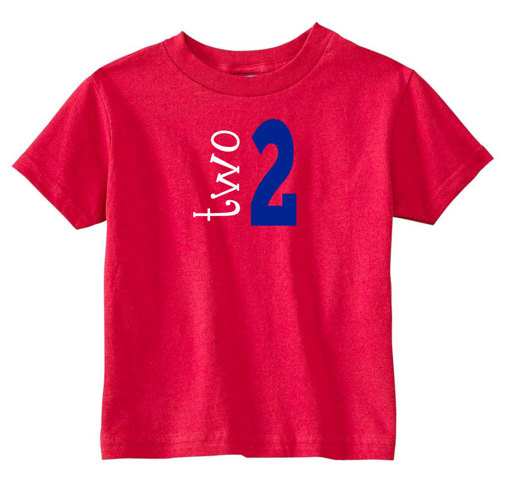 e131e571e 2nd Birthday Number Shirt | Kids Birthday Party Shirt – Little Hipster Tees