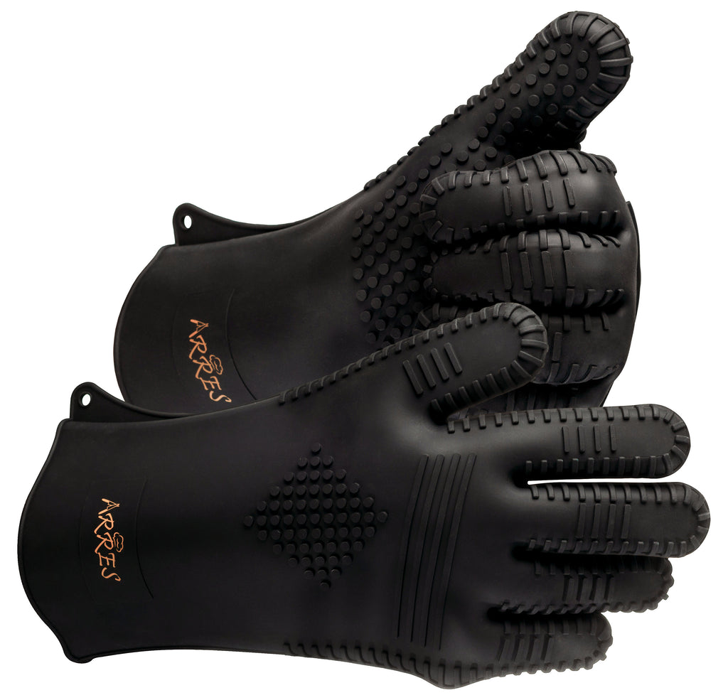 XL Barbecue Silicone Gloves