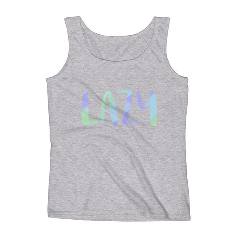 Lazy Tank in Grey