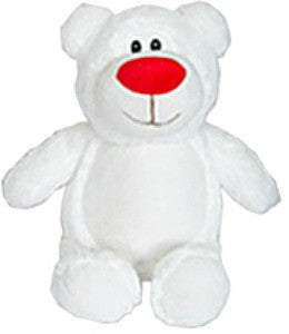 Bear (White) Stuffie